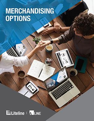 Merchandising Options Brochure