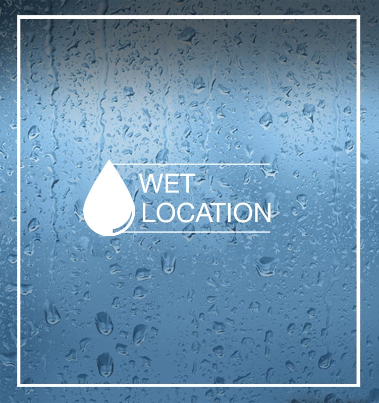 Wet Location