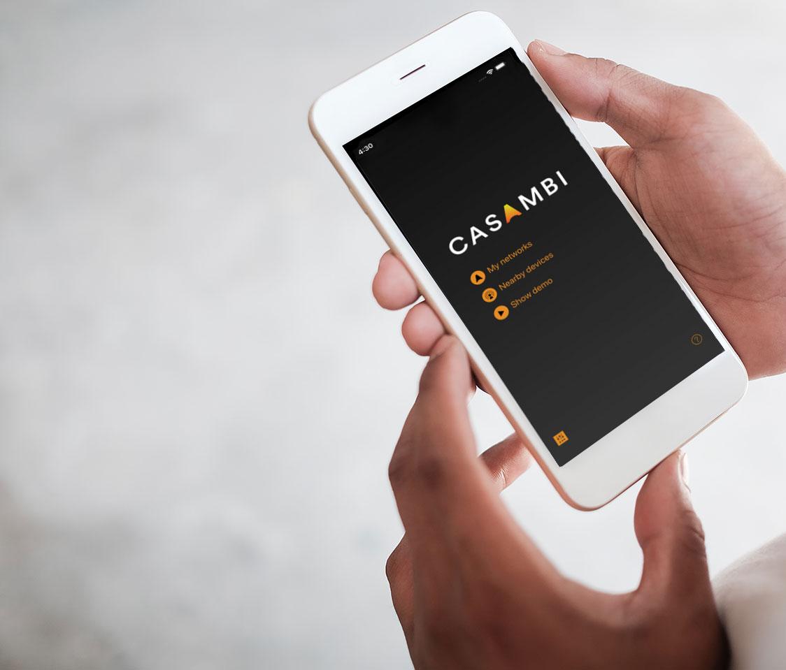 Casambi Driver
