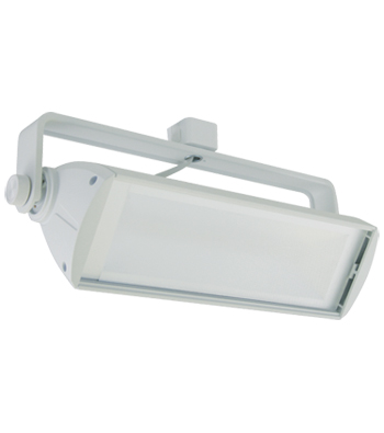 33W LED Wall Wash Track Fixture