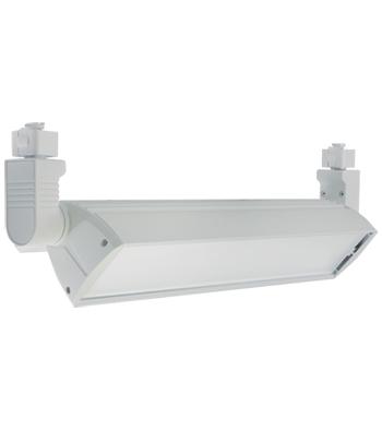 66W LED Wall Wash Track Fixture
