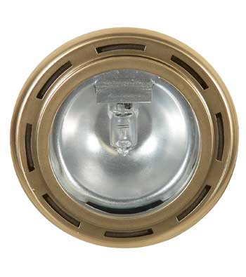20W White Xenon Puck Light, 12V