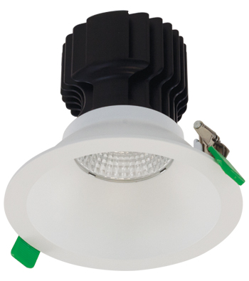 Sigma 3 Round Reflector LED Fixture