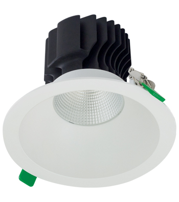 Sigma 4 Round Reflector LED Fixture