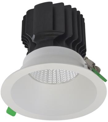 Sigma 5 Round Reflector LED Fixture