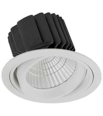 Sigma 5 Round Gimbal Trim LED Fixture