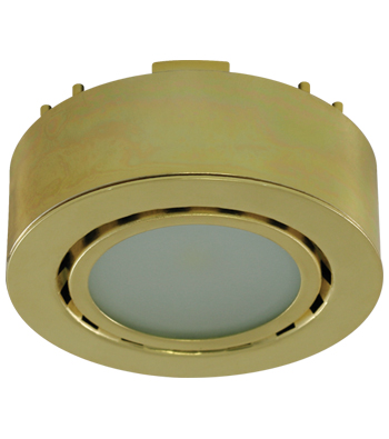 Single LED Puck Light