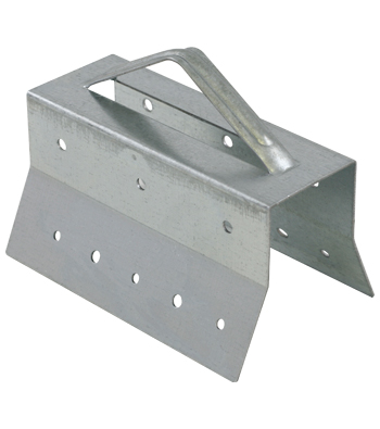 Corrugated Steel Roof Bracket title=