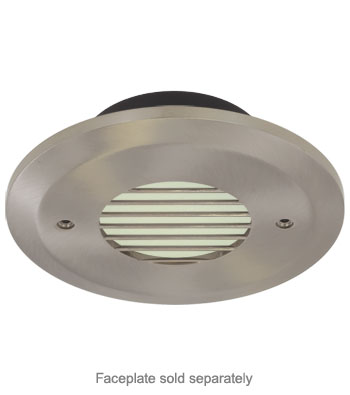 3W Round Outdoor LED Step Light