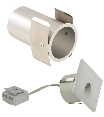 1.4W LED Asymmetric Wall Light