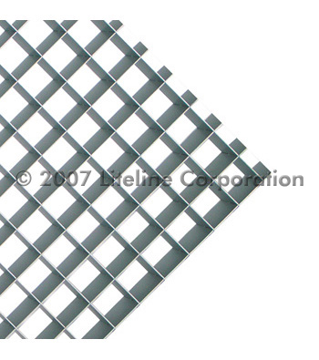 Aluminum Eggcrate Louvers (1