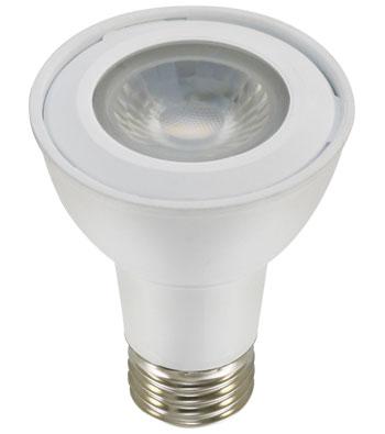 7W PAR20 LED Lamp title=