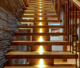LED Step & Wall
