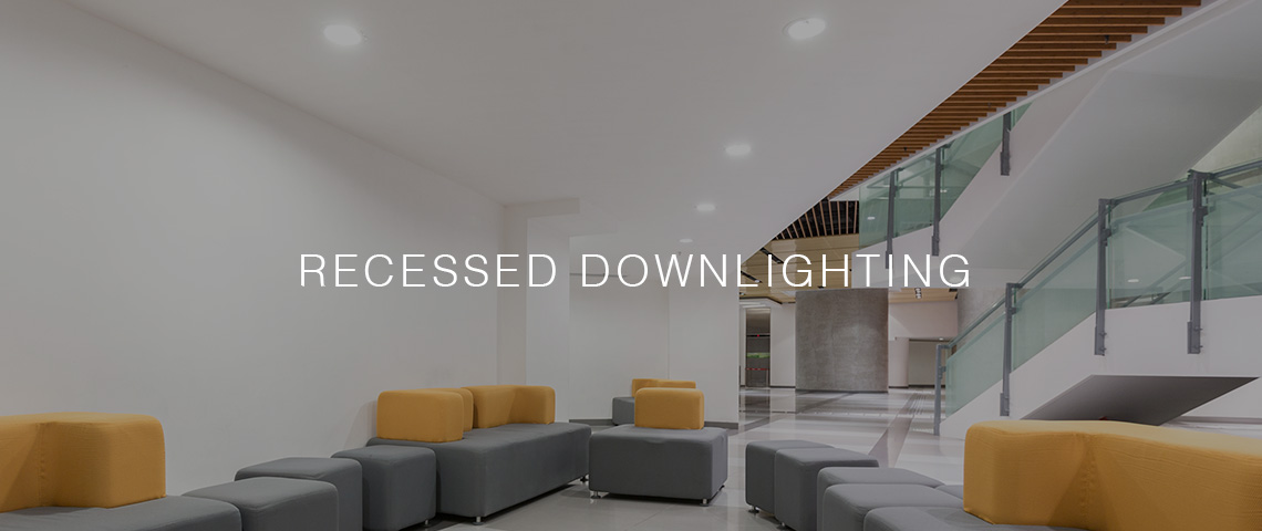 Recessed Downlighting
