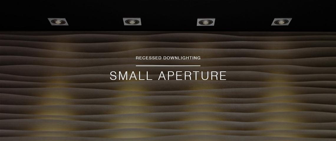 Small Aperture