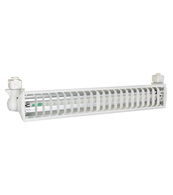 High-Output Fluorescent Fixture