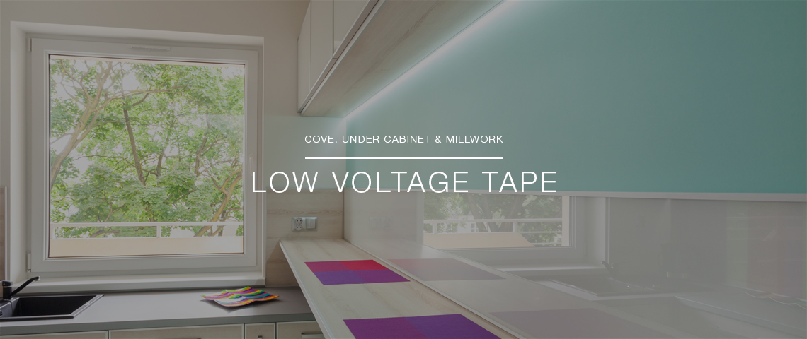 Low Voltage Tape