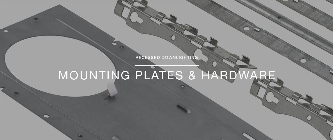 Mounting Plates & Hardware