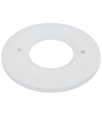 Round Open Window Faceplate title=