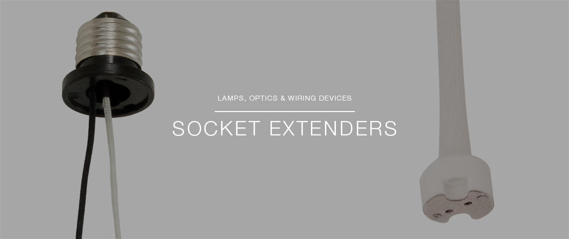 Socket Extenders