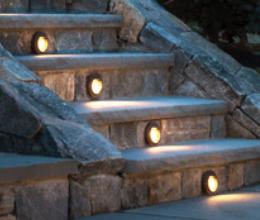 Weatherproof Steplights