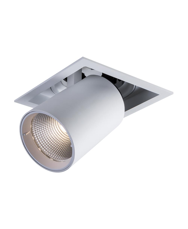 Sigma 4 Square Pulldown LED Fixture