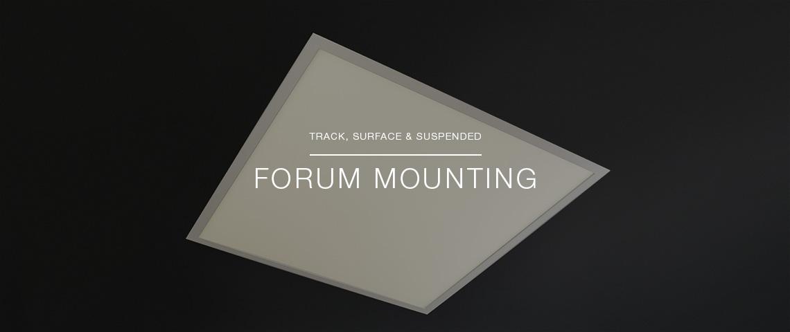 Forum Mounting