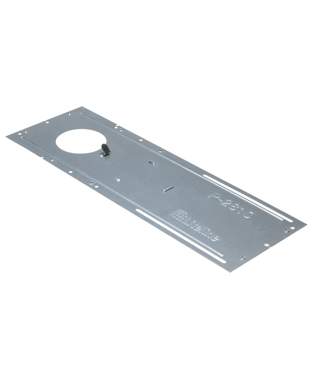 Low Profile Mounting Plates