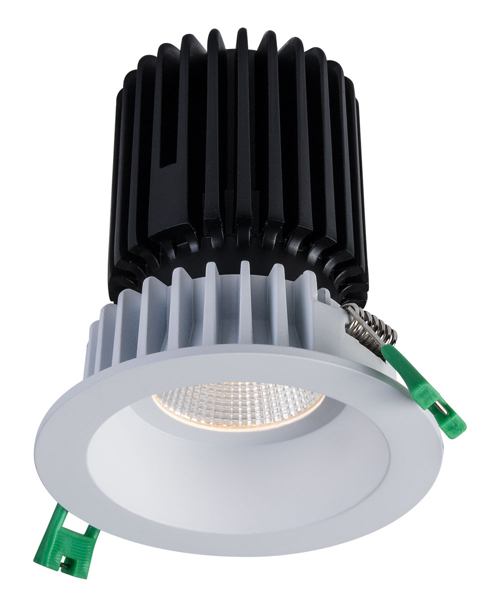 Sigma 2 Round Regressed LED Fixture