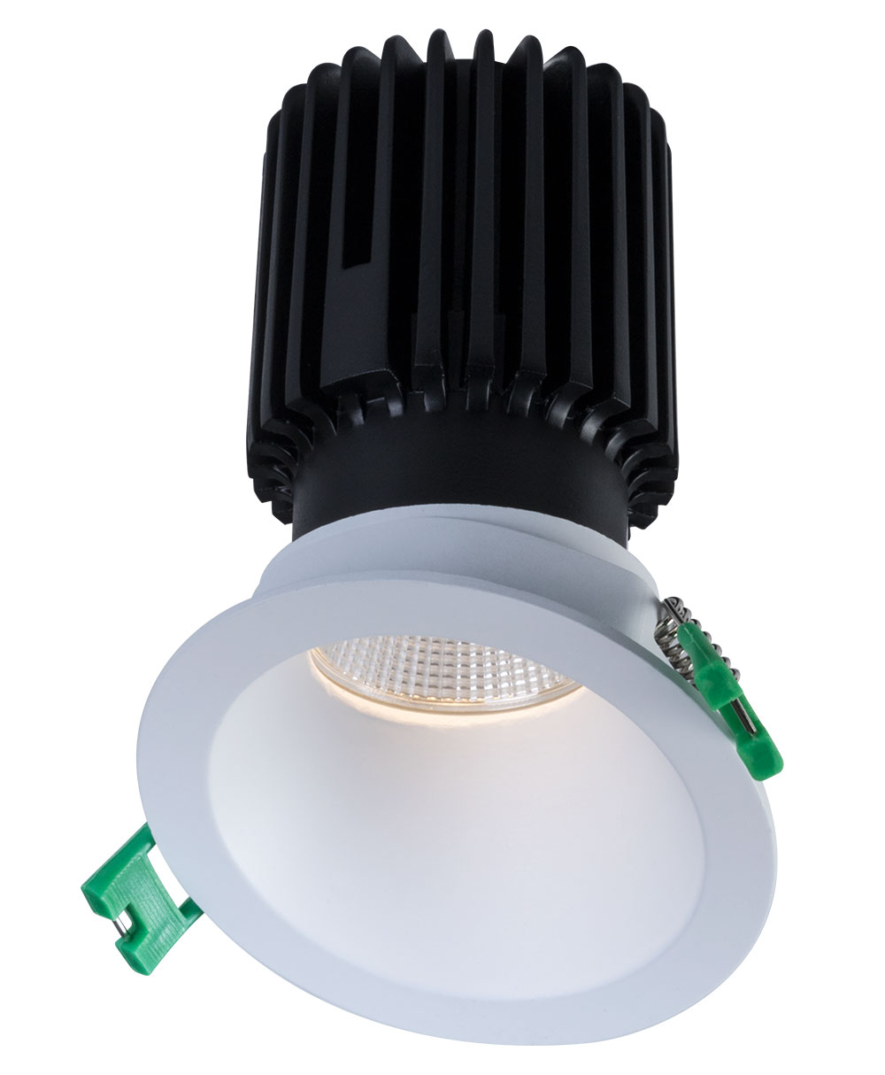 Sigma 2 Round Slope Ceiling Wall Wash LED