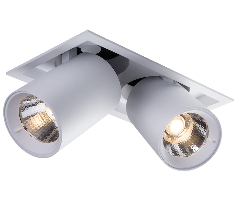 Sigma 3 2-Light Linear Pulldown LED Fixture