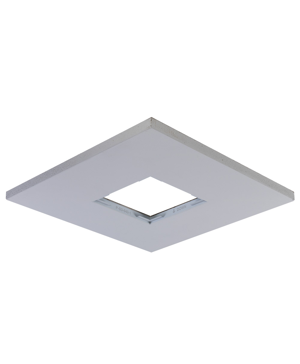 Sigma 3 Square Pulldown LED Fixture