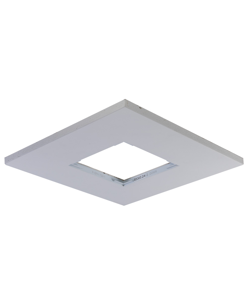 Sigma 4 Square Pulldown LED Fixture