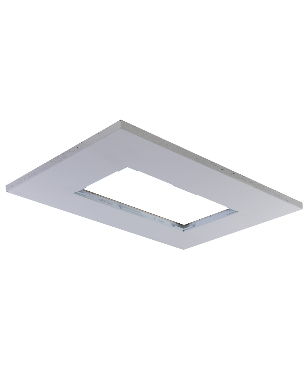 Sigma 4 2-Light Linear Pulldown LED Fixture