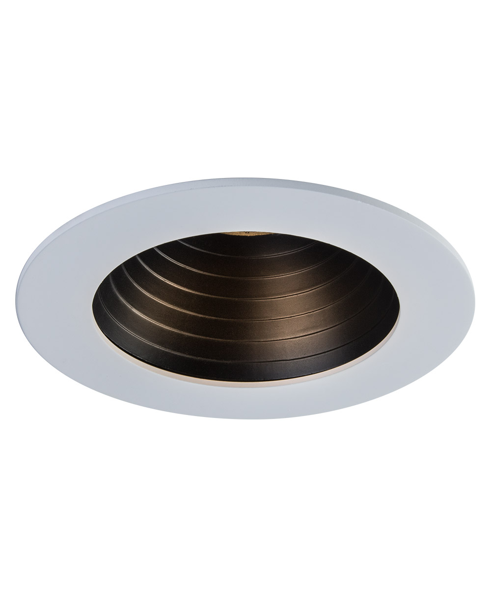 SIGMA 2 Round LED Fixture with Stepped Baffle