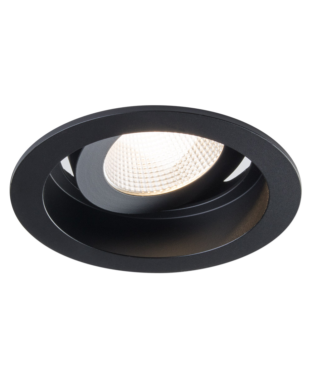 SIGMA 2 Round Regressed Gimbal LED Fixture