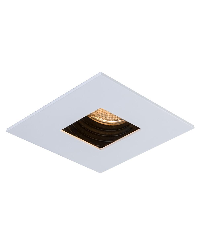 SIGMA 2 Square Pinhole LED Fixture with Stepped Baffle