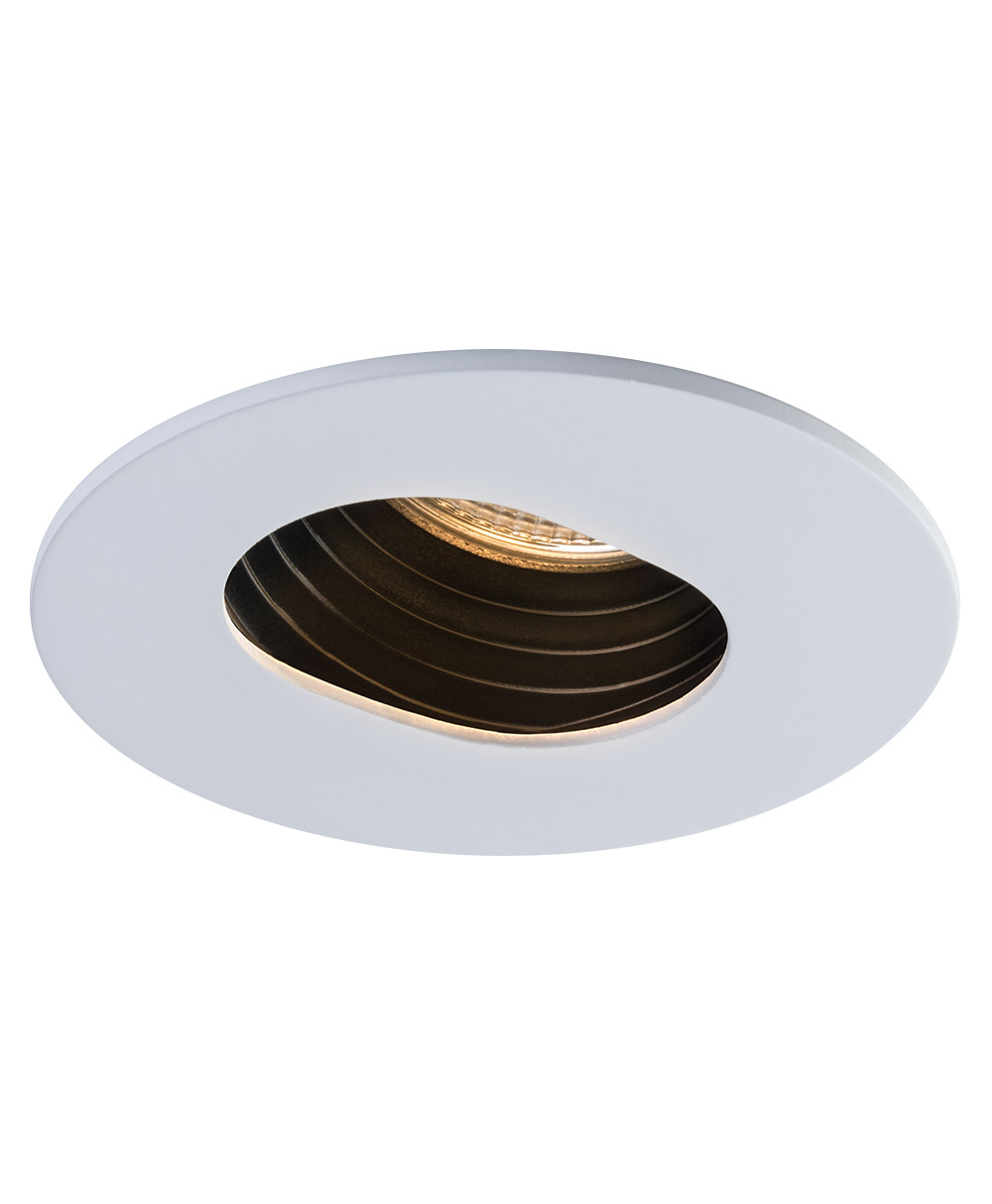 SIGMA 2 Round Slot LED Fixture with Stepped Baffle