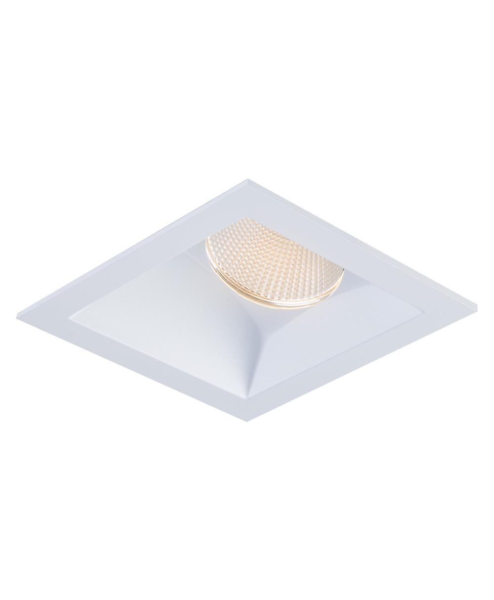SIGMA 2 Square Slope Ceiling, Wall Wash LED Fixture