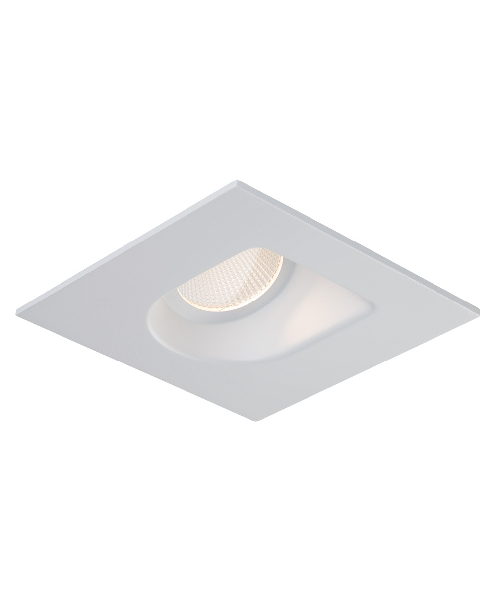 SIGMA 2 Square Slope Ceiling Wall Wash LED Fixture