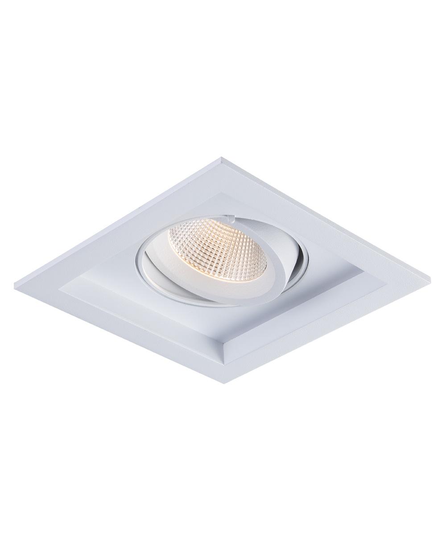SIGMA 2 Square Tilting Gimbal LED Fixture