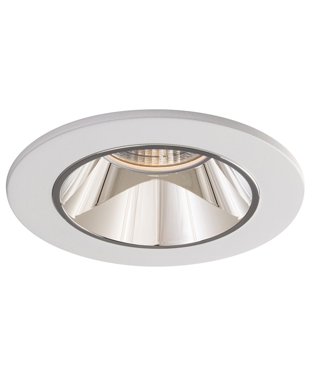 SIGMA 2 Round Deep Regressed LED Fixture
